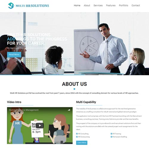 Corporate website designing in Bangalore