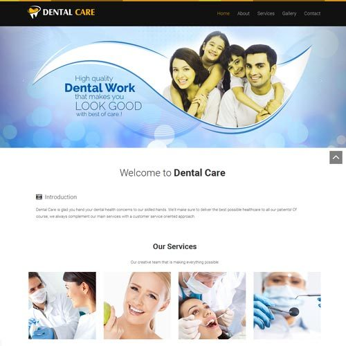 Hospitals website designing in bangalore