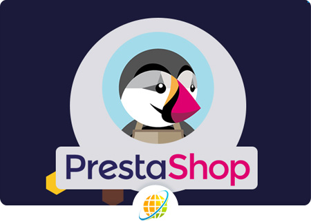 prestashop website design in Bangalore