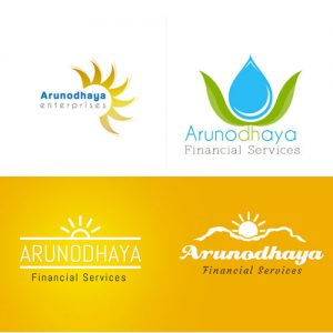 Professional Logo Design for Arunodaya website