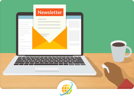 Newsletter designer in Bangalore