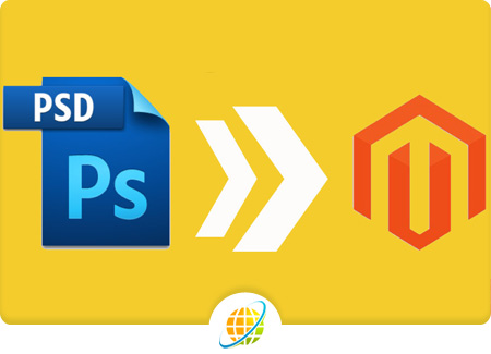 PSD to Magento conversion in Bangalore