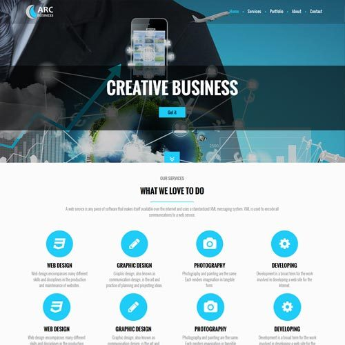 Business Website Designing in Bangalore