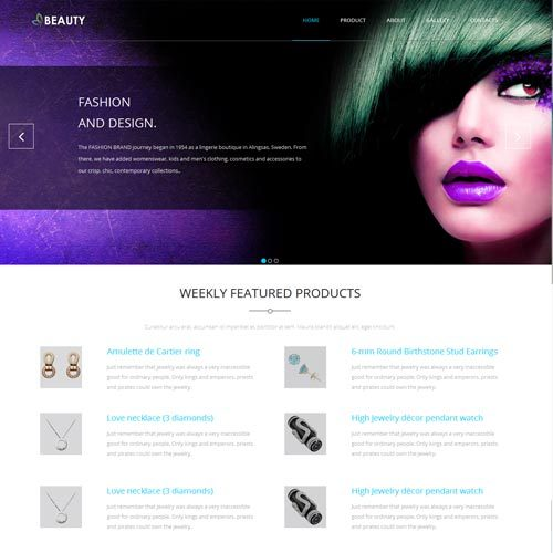 Fashion website designers bangalore