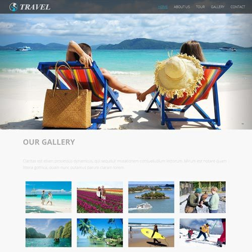 Tours Travels websites designing in Bangalore