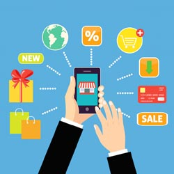Electronic commerce in Bangalore