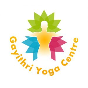 Creative logo design for yoga center