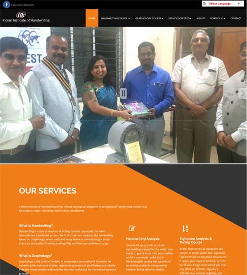 Website Design - IIH