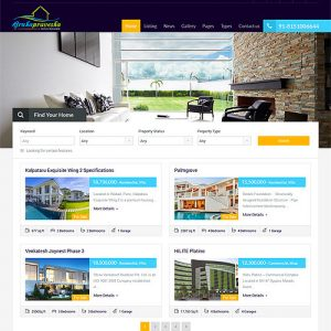 Property portal development In Bangalore