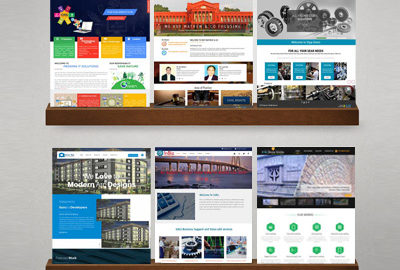 Web Development company in different industries.