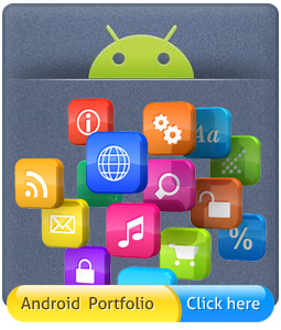 Android apps Portfolio
