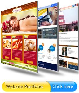 Web Designing Portfolio