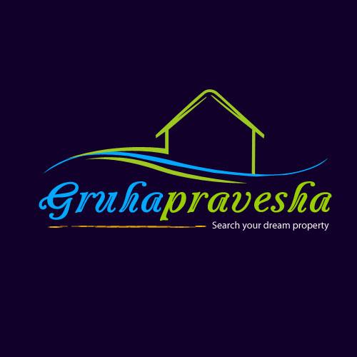 Logo design for Gruhapravesha in Bangalore